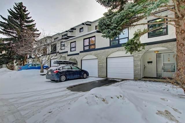 5400 Dalhousie Drive NW #5, Calgary, AB T3A 2B4 (#C4300492) :: The Cliff Stevenson Group