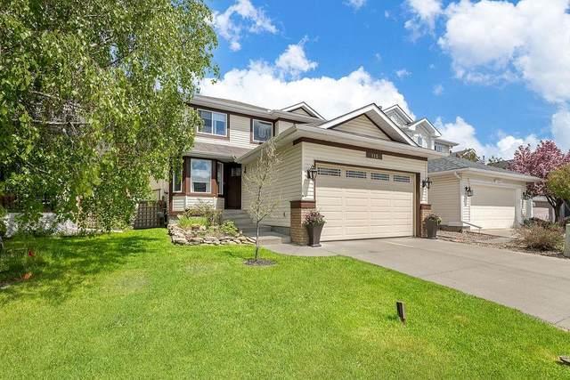 115 Sierra Nevada Close SW, Calgary, AB T3H 3H7 (#C4300507) :: Calgary Homefinders