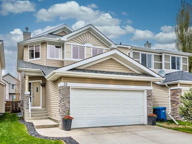 31 Cougar Plateau Way SW, Calgary, AB T3H 5S5 (#C4300515) :: Calgary Homefinders