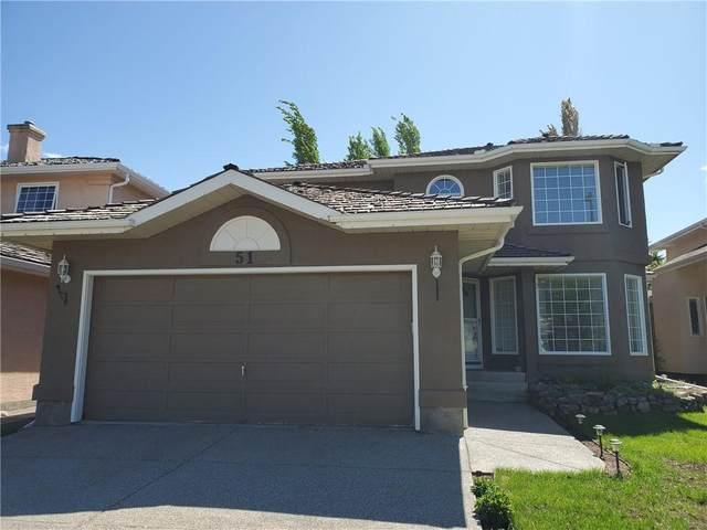 51 Mt Sparrowhawk Landing SE, Calgary, AB T2Z 2G8 (#C4300529) :: ESTATEVIEW (Real Estate & Property Management)