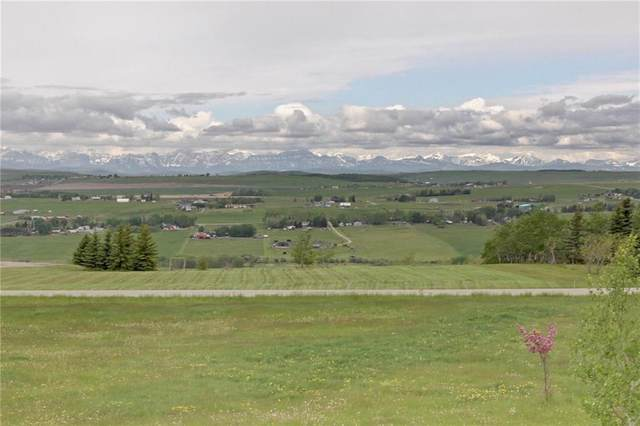 434196 Clear Mountain Drive E, Rural Foothills County, AB T1S 1A1 (#C4300549) :: Redline Real Estate Group Inc