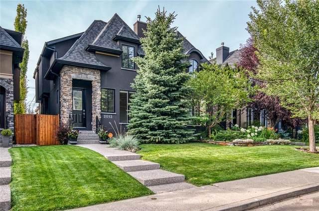 2013 31 Avenue SW, Calgary, AB T2T 1T3 (#C4300584) :: Calgary Homefinders