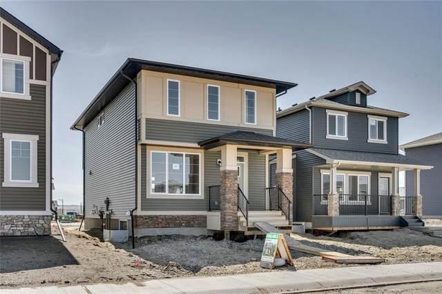 25 Bergamont Street, Okotoks, AB T1S 5S1 (#C4300613) :: Redline Real Estate Group Inc