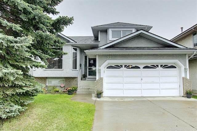 32 Sandringham Road NW, Calgary, AB T3K 3V4 (#C4300633) :: Virtu Real Estate