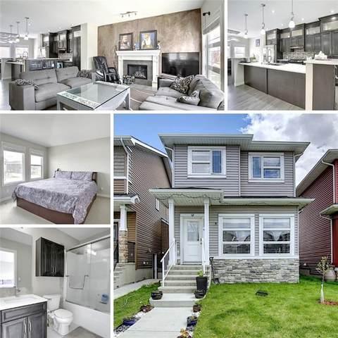 428 Redstone Grove NE, Calgary, AB T3N 0J3 (#C4300636) :: Redline Real Estate Group Inc