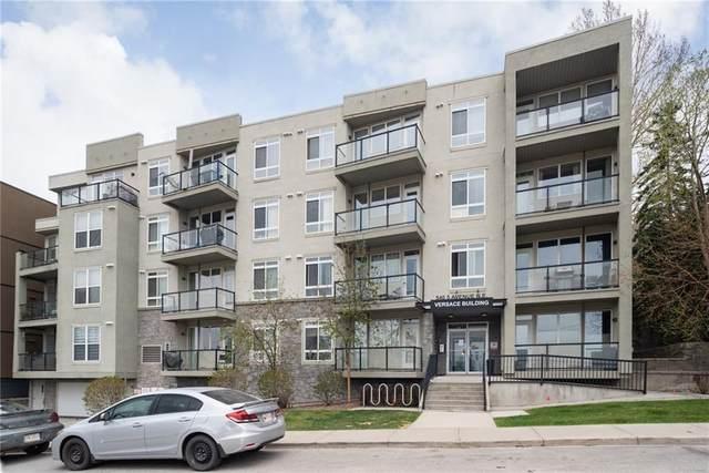 540 5 Avenue NE #102, Calgary, AB  (#C4300639) :: Redline Real Estate Group Inc