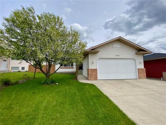 309 Sunset Place, Okotoks, AB T1S 1P7 (#C4300648) :: Redline Real Estate Group Inc