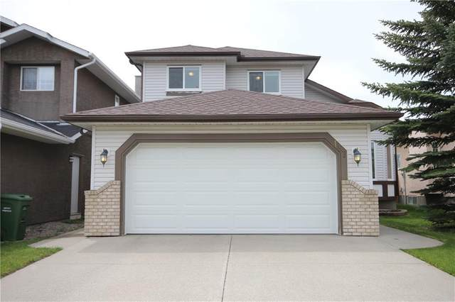 187 Hawkmount Green NW, Calgary, AB T3G 3T8 (#C4300670) :: Redline Real Estate Group Inc