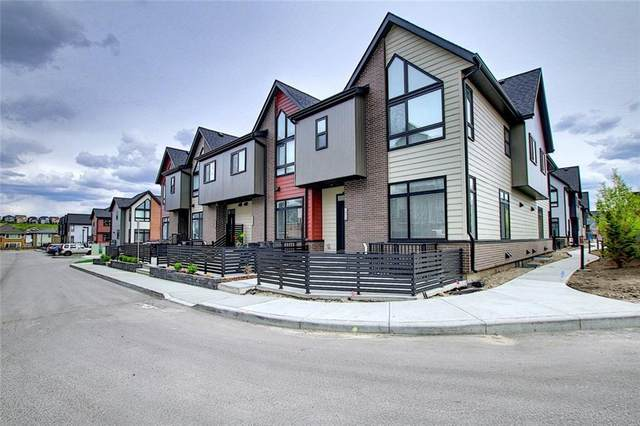 1011 Sage Meadows Garden(S) NW, Calgary, AB T3P 0X4 (#C4300673) :: Redline Real Estate Group Inc