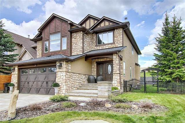 126 Discovery Ridge Way SW, Calgary, AB T3H 5G4 (#C4300682) :: Redline Real Estate Group Inc