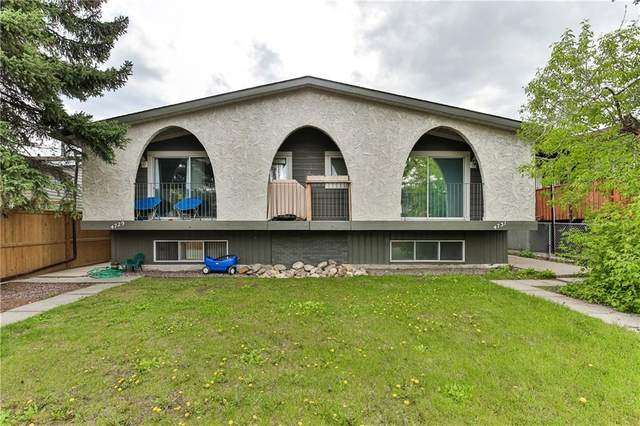 4729 & 4731 Bowness Road NW, Calgary, AB T3B 0B5 (#C4300689) :: Western Elite Real Estate Group