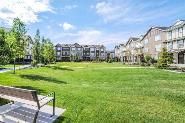 6603 New Brighton Avenue SE #303, Calgary, AB T2Z 5E5 (#C4300707) :: Calgary Homefinders