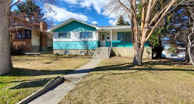 204 Blackthorn Road NW, Calgary, AB T2K 3S3 (#C4300722) :: Calgary Homefinders