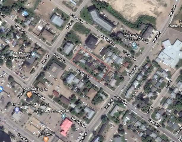 9918 Fraser Avenue, Fort Mcmurray, AB T9H 2C6 (#C4300732) :: Canmore & Banff