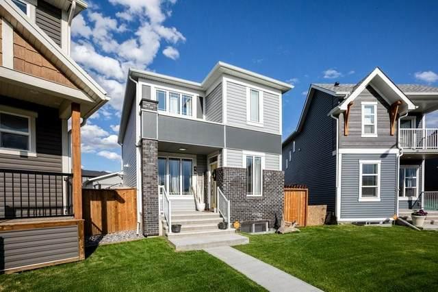 48 Seton Terrace NW, Calgary, AB T3M 2W1 (#C4300736) :: ESTATEVIEW (Real Estate & Property Management)