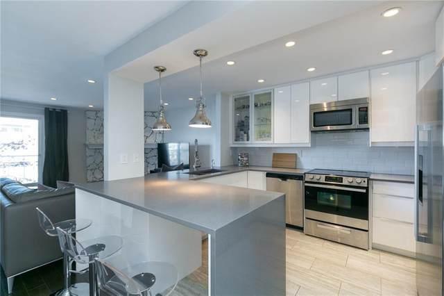 1625 14 Avenue SW #302, Calgary, AB T3C 0W6 (#C4300742) :: ESTATEVIEW (Real Estate & Property Management)