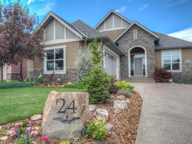 24 Muirfield Close, Lyalta, AB T0J 1Y1 (#C4300865) :: Calgary Homefinders