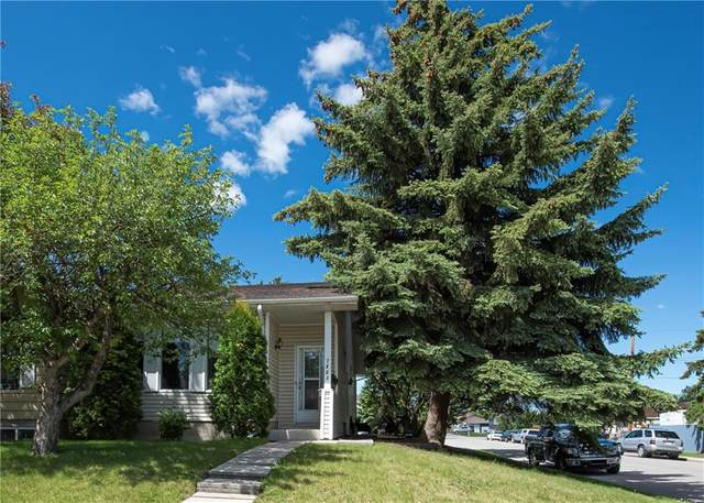 7803 21A Street SE, Calgary, AB T2C 1Y6 (#C4301041) :: Redline Real Estate Group Inc