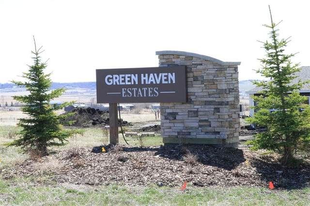 546 Green Haven View, Rural Foothills County, AB T1S 0R3 (#C4301081) :: Canmore & Banff