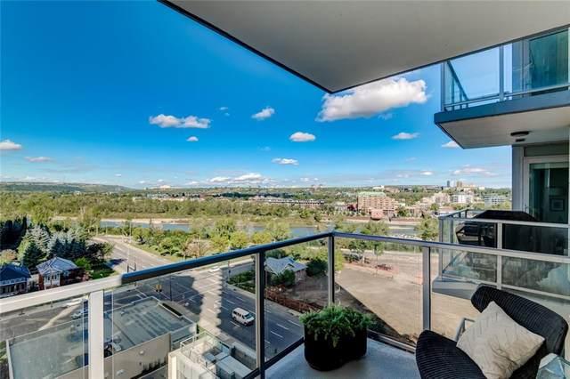 1025 5 Avenue SW #1401, Calgary, AB T2P 1N4 (#C4301092) :: Virtu Real Estate