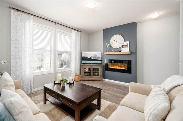 280 Williamstown Close NW #504, Airdrie, AB T4B 4B6 (#C4301141) :: Redline Real Estate Group Inc