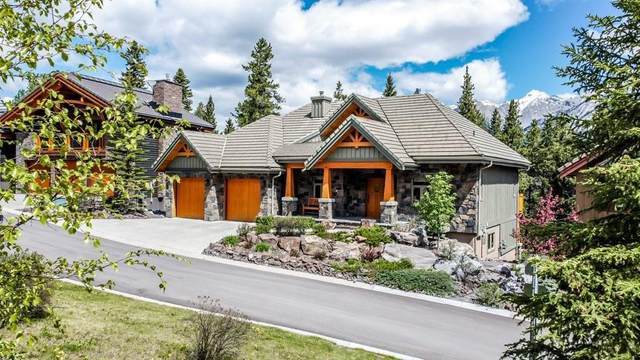 10 Walker #157, Canmore, AB T1W 2X1 (#C4301253) :: Canmore & Banff