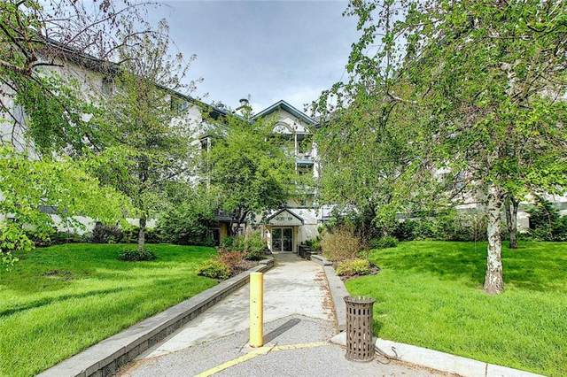 20 Dover Point SE #113, Calgary, AB T2B 3K3 (#C4301255) :: Redline Real Estate Group Inc