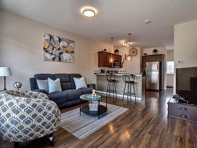 1001 8 Street NW #1802, Airdrie, AB T4B 0W2 (#C4301275) :: Redline Real Estate Group Inc