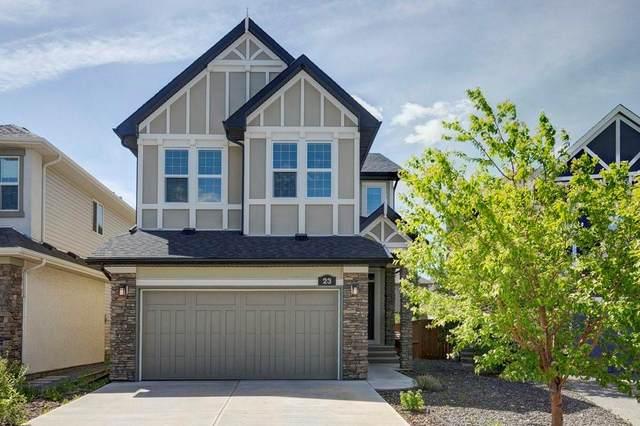 23 Cranford Green SE, Calgary, AB T3M 1V3 (#C4301332) :: Western Elite Real Estate Group