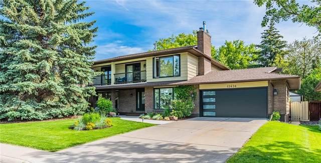 13836 Park Estates Drive SE, Calgary, AB T2J 3W2 (#C4301401) :: The Cliff Stevenson Group