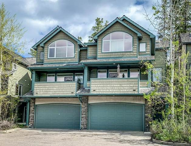 13 Aspen Glen #145, Canmore, AB T1W 1A6 (#C4301456) :: Canmore & Banff