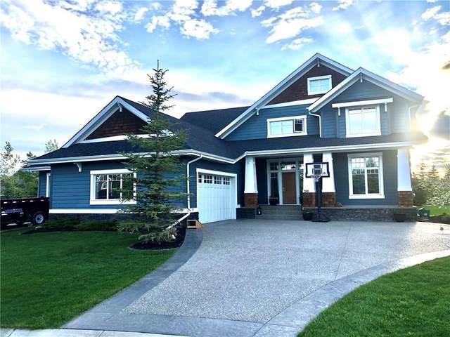 260 October Gold Way, Rural Rocky View County, AB T3Z 0A4 (#C4301505) :: Canmore & Banff