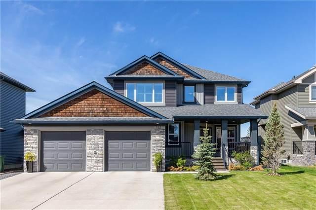 732 Boulder Creek Drive S, Langdon, AB T0J 1X3 (#C4301547) :: Calgary Homefinders
