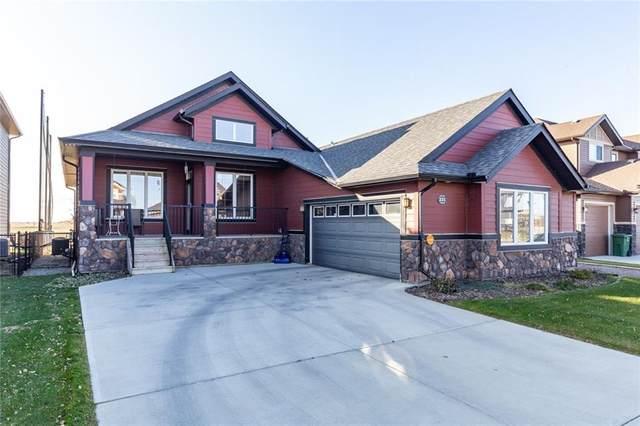 221 Boulder Creek Drive S, Langdon, AB T0J 1X3 (#C4301553) :: Canmore & Banff