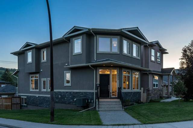1855 43 Street NW, Calgary, AB T3B 4W7 (#C4301574) :: The Cliff Stevenson Group
