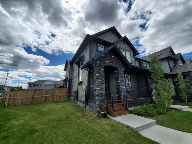 118 Williamstown Park NW, Airdrie, AB T4B 3Z1 (#C4301583) :: Redline Real Estate Group Inc