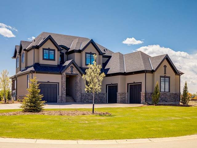 65 Waters Edge Garden(S), Rural Rocky View County, AB T3L 0C9 (#C4301758) :: Calgary Homefinders
