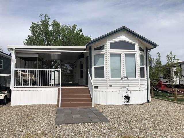 169 Cormorant Crescent, Rural Vulcan County, AB T0L 1B0 (#C4301806) :: Canmore & Banff