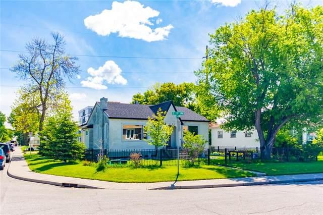 2120 1 Street NW, Calgary, AB T2M 2T5 (#C4301891) :: Calgary Homefinders