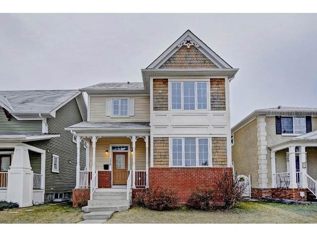 176 Mike Ralph Way SW, Calgary, AB T3E 0H8 (#C4302020) :: Redline Real Estate Group Inc