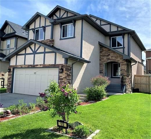 15 Sherwood Common NW, Calgary, AB T3R 1P6 (#C4302096) :: Redline Real Estate Group Inc
