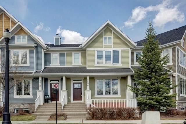2606 Mclean Avenue SW, Calgary, AB T3E 1V2 (#C4302118) :: Redline Real Estate Group Inc