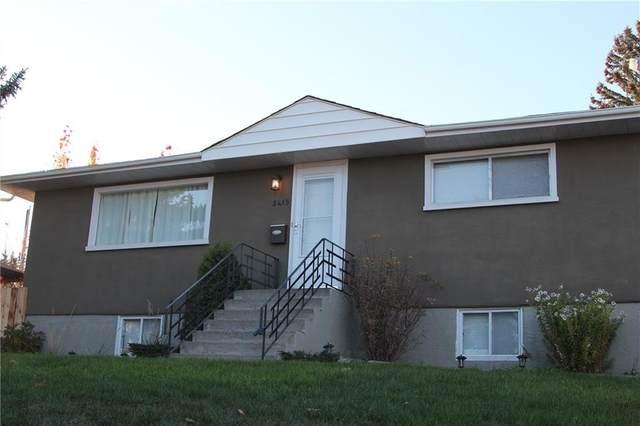 5415 Buckthorn Road NW, Calgary, AB T2K 2Y4 (#C4302123) :: Calgary Homefinders