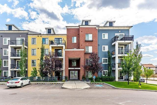 755 Copperpond Boulevard SE #1207, Calgary, AB T2Z 4R2 (#C4302191) :: Calgary Homefinders