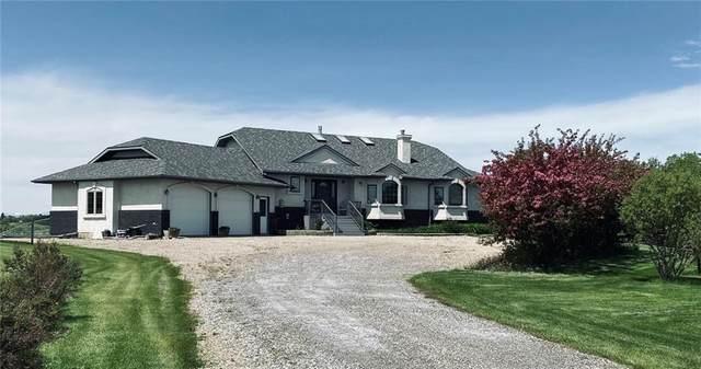 137 Bearspaw Hills Road, Rural Rocky View County, AB T3R 1B3 (#C4302372) :: Calgary Homefinders