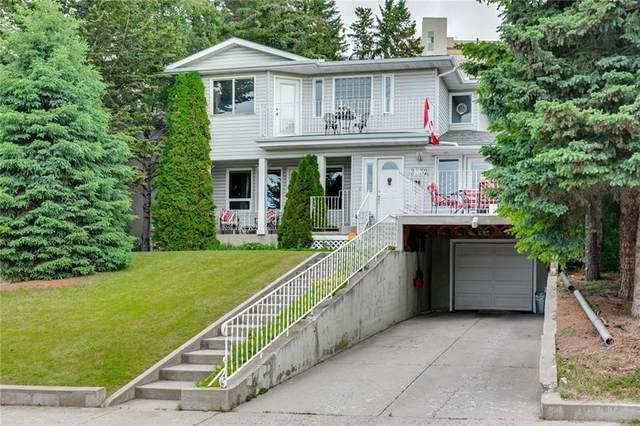 3532 8 Avenue NW, Calgary, AB T2N 1C9 (#C4302388) :: The Cliff Stevenson Group