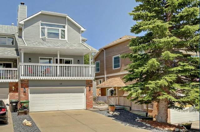 13 Stradwick Place SW, Calgary, AB T3H 1T3 (#C4302453) :: Western Elite Real Estate Group