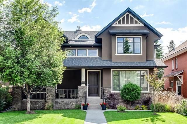 218 37 Street NW, Calgary, AB T2N 3B7 (#C4302467) :: The Cliff Stevenson Group