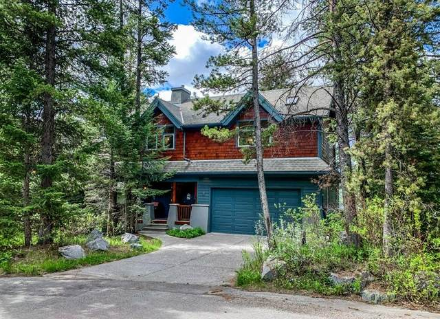 8 Blue Grouse Ridge, Canmore, AB T1W 1L5 (#C4302494) :: Canmore & Banff