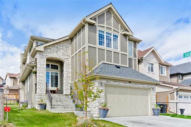 3 Sherwood Square NW, Calgary, AB T3J 0N7 (#C4302499) :: Redline Real Estate Group Inc